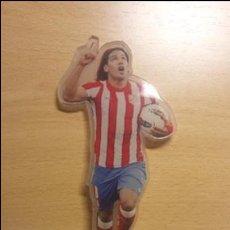 Coleccionismo deportivo: FIGURA DE METACRILATO DE RADAMEL FALCAO. Lote 57739860