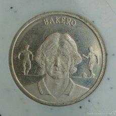 Coleccionismo deportivo: BAKERO *** MEDIO AÑOS 90 *** COLECCION OFICIAL FC BARCELONA ***. Lote 57752487