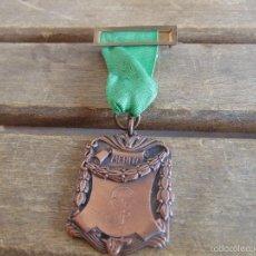 Coleccionismo deportivo: MEDALLA AL MERITO DEL EQUIPO DE FUTBOL SEVILLA AÑO 1986. Lote 59045355