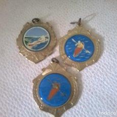 Coleccionismo deportivo: MEDALLAS DE KAYAK. Lote 61603632