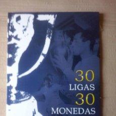 Coleccionismo deportivo: 30 LIGAS 30 MONEDAS - MARCA-. Lote 61984568