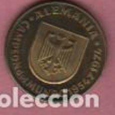 Sammelleidenschaft Sport - moneda mundial 1982 barcelona - alemania - campeona del mundo 1954 - 1974 - 68465489