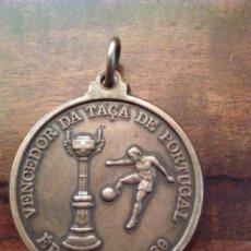 Coleccionismo deportivo: MEDALLA CLUBE DE FUTEBOL OS BELENENSES, PORTUGAL.. Lote 68975857