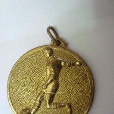 Coleccionismo deportivo: MEDALLA FUTBOL. Lote 70573215