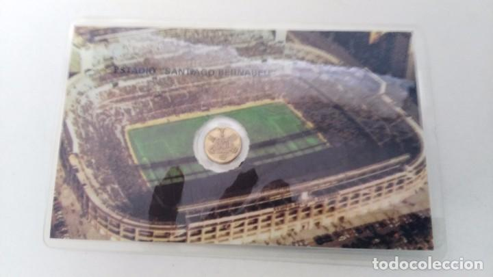 Coleccionismo deportivo: medalla del real madrid - Foto 2 - 73156455
