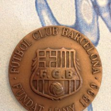 Coleccionismo deportivo: MEDALLA COMPROMISARI COMPROMISARIO FUTBOL CLUB BARCELONA. Lote 77972989