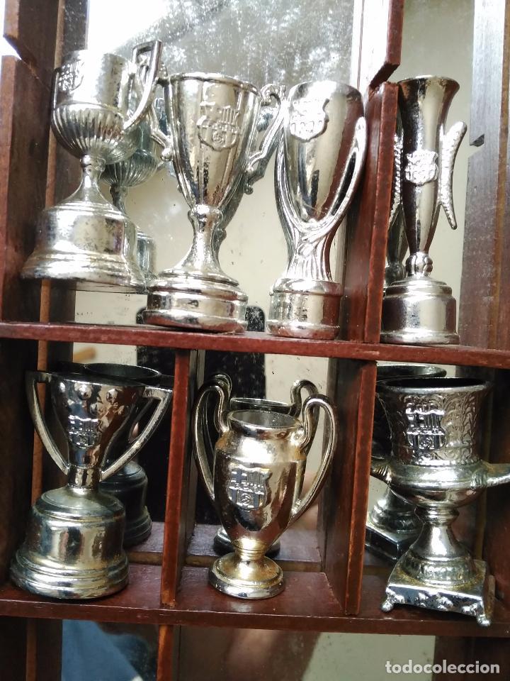 670e1dd776d28 Colección trofeos fútbol f.c.barcelona diario s - Vendido en Venta ...