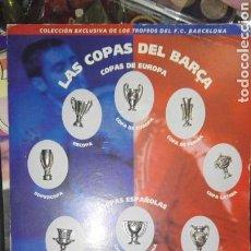 Coleccionismo deportivo: LAS COPAS DEL BARSA. Lote 93623729