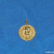 Coleccionismo deportivo: MEDALLA FEDERACIO CATALANA DE FOOT-BALL - CAMPIONAT DE BARCELONA 1907 , BUEN ESTADO. Lote 94739407