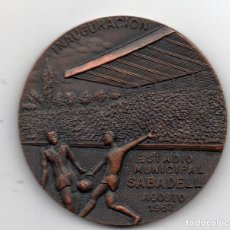 Sammelleidenschaft Sport - Inauguración Estadio Municipal Sabadell agosto 1967 - 97536775