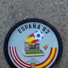 Coleccionismo deportivo: BANDEJA DEL MUNDIAL 82*ESPAÑA*.. Lote 100002795