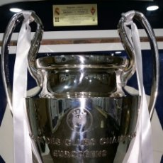 Coleccionismo deportivo: TROFEO COPA DE EUROPA. REAL MADRID. CHAMPIONSLEAGUE. Lote 110058528