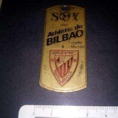 Coleccionismo deportivo: ATHLÉTIC DE BILBA.O PLACA. Lote 111591995