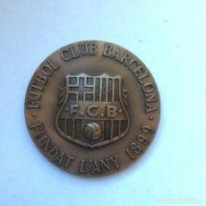 Coleccionismo deportivo: MEDALLA FUTBOL CLUB BARCELONA. COMPROMISSARI 1991-1993. BARÇA. Lote 114783751