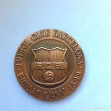Coleccionismo deportivo: MEDALLA FUTBOL CLUB BARCELONA COMPROMISSARI 1994-1996. BARÇA. Lote 114784399