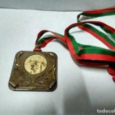 Coleccionismo deportivo: MEDALLA CAMPEONATO DE CROSS (PUCHADA AL CASTELL). Lote 115344263