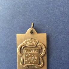 Coleccionismo deportivo: MEDALLA NUMERADA MUNDIAL ESPAÑA 82.. Lote 122080452