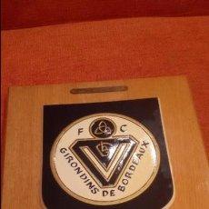 Sammelleidenschaft Sport - CURIOSO RECUERDO PARTIDO FUTBOL GIRONDINS DE BORDEAUX & ANDERLECHT EN LA CIUDAD DE BAYONNE AÑO 1988 - 126811267