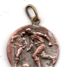 Coleccionismo deportivo: ATLETIC CLUB EULARIENC 24 ABRIL 1932,MEDALLA EN COBRE. Lote 132905146