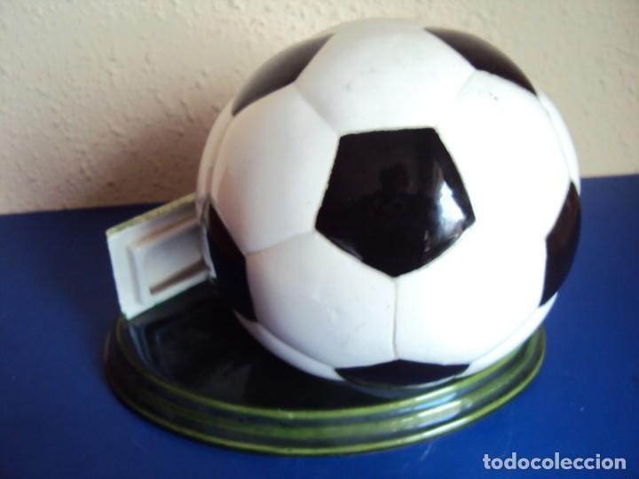 Coleccionismo deportivo: (F-190914)TROFEO DON BALON - PARTIDO F.C.BARCELONA - JEREZ - 24 - II - 1996 - Foto 7 - 133088698