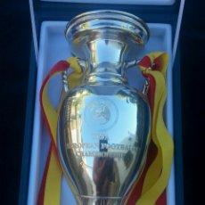 Coleccionismo deportivo: TROFEO ORIGINAL EUROCOPA 2008. Lote 140177612
