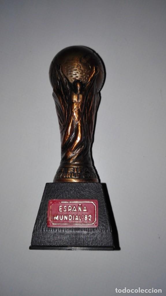 RECUERDO MUNDIAL ESPAÑA 82 (Coleccionismo Deportivo - Medallas, Monedas y Trofeos de Fútbol)