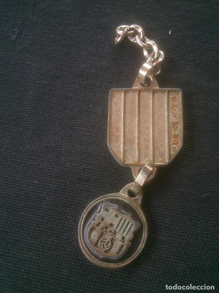 ANTIGUA MEDALLA AL MERITO FUTBOL CLUB BARCELONA RARA (Coleccionismo Deportivo - Medallas, Monedas y Trofeos de Fútbol)