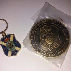 Coleccionismo deportivo: CLUB DEPORTIVO TENERIFE - 75 ANIVERSARIO - NUEVO¡. Lote 145166788