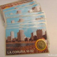 Sammelleidenschaft Sport - 24 unidades La Coruña m-82 moneda oficial 1 peseta - 145688134