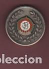 MEDALLA CAMPEON DE LIGA ADHERIDOS AFICIONADOS TEMPORA 1964 - 65 FUTBOL CLUB DONBOSCO (Coleccionismo Deportivo - Medallas, Monedas y Trofeos de Fútbol)