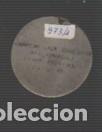 Coleccionismo deportivo: medalla campeon de liga adheridos aficionados tempora 1964 - 65 futbol club donbosco - Foto 2 - 211881495