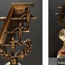 Coleccionismo deportivo: EXCELENTE TROFEO COPA DE FUTBOLÍN 31CM. Lote 155618910