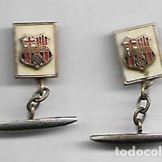 Coleccionismo deportivo: F,C,BARCELONA PAREJA DE GEMELOS. Lote 155656518