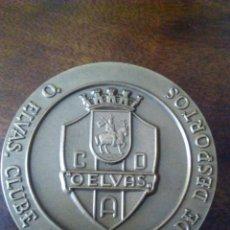 Collezionismo sportivo: MEDALLA DEL CLUBE ALENTEJANO DESPORTOS. LIGA REGIONAL DE PORTALEGRE. PORTUGAL. NUMERADA.. Lote 156802886