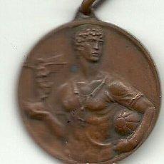 Coleccionismo deportivo: (F-190512)MEDALLA I COPA LLIGA CATALANA 1935 FUTBOL. Lote 163392098