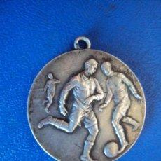 Coleccionismo deportivo: (F-190561)MEDALLA DE PLATA FOOT-BALL CLUB ESPAÑA - F.C.ESPAÑA 1917. Lote 164174898