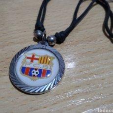 Coleccionismo deportivo: MEDALLA METALICA FUTBOL CLUB BARCELONA. Lote 168219209