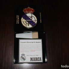 Coleccionismo deportivo: ESCUDO DEL REAL MADRID. Lote 168351548