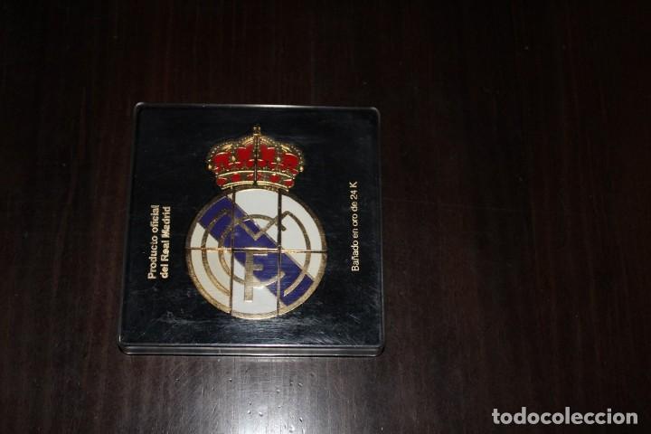 Coleccionismo deportivo: ESCUDO DEL REAL MADRID - Foto 2 - 168351548