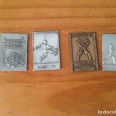 Coleccionismo deportivo: MEDALLAS SUECIA . Lote 169933092