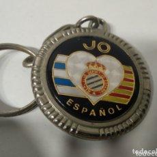 Coleccionismo deportivo: LLAVERO FÚTBOL CLUP ESPAÑOL. Lote 172854097