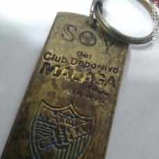 Coleccionismo deportivo: LLAVERO CLUB DEPORTIVO MÁLAGA. Lote 172863073