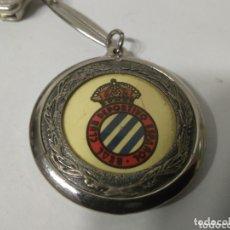 Coleccionismo deportivo: LLAVERO REAL CLUB DEPORTIVO ESPAÑOL. Lote 172911903