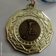 Coleccionismo deportivo: MEDALLA CAMPEÓN INTERCOMARCAL FÚTBOL SALA 2006. Lote 175916598