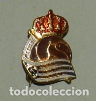 PIN INSIGNIA FUTBOL DE LA REAL SOCIEDAD, MEDIDAS: 1,5 X 1 CM. (Coleccionismo Deportivo - Medallas, Monedas y Trofeos de Fútbol)
