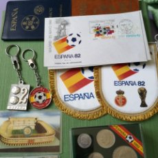 Coleccionismo deportivo: LOTE MUNDIAL ESPAÑA 82. Lote 177574548