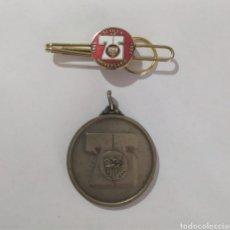 Coleccionismo deportivo: LOTE 75 ANIVERSARIO SEVILLA FC 1906-1980. Lote 179011227
