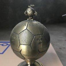Coleccionismo deportivo: ESCULTURA COPA MUNDIAL 82. Lote 179119906