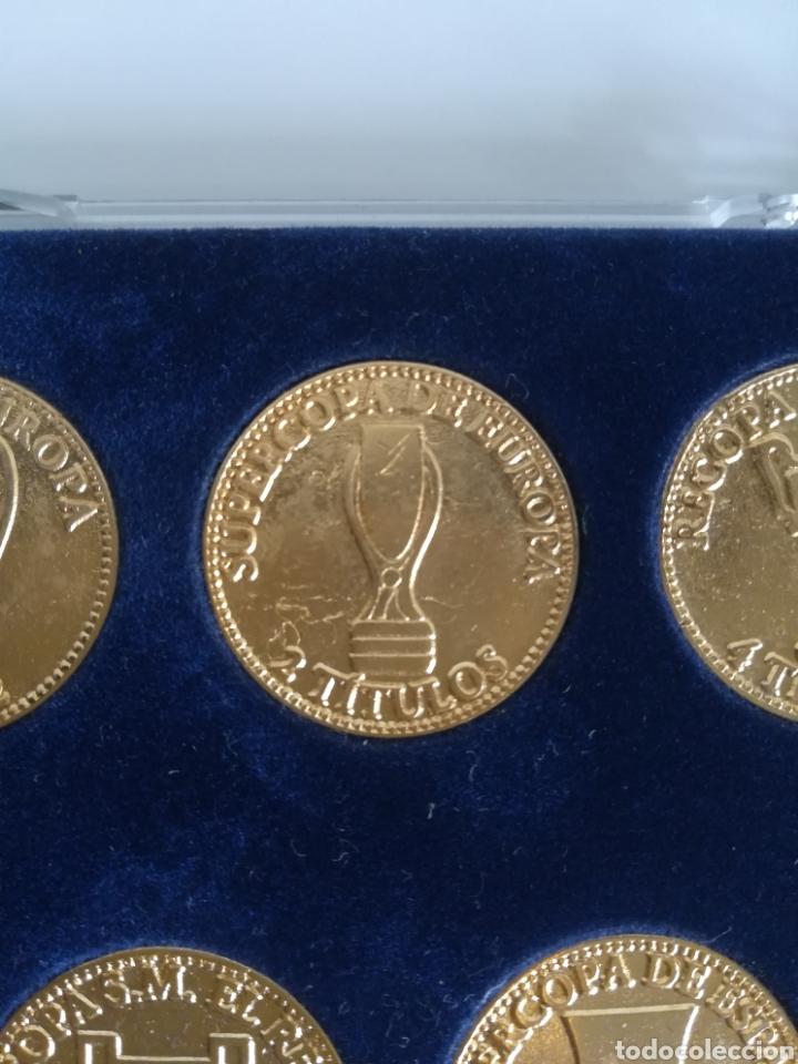 Coleccionismo deportivo: Colección Las Monedas de oro de las Copas del Barça - Mundo Deportivo - Foto 5 - 180250115