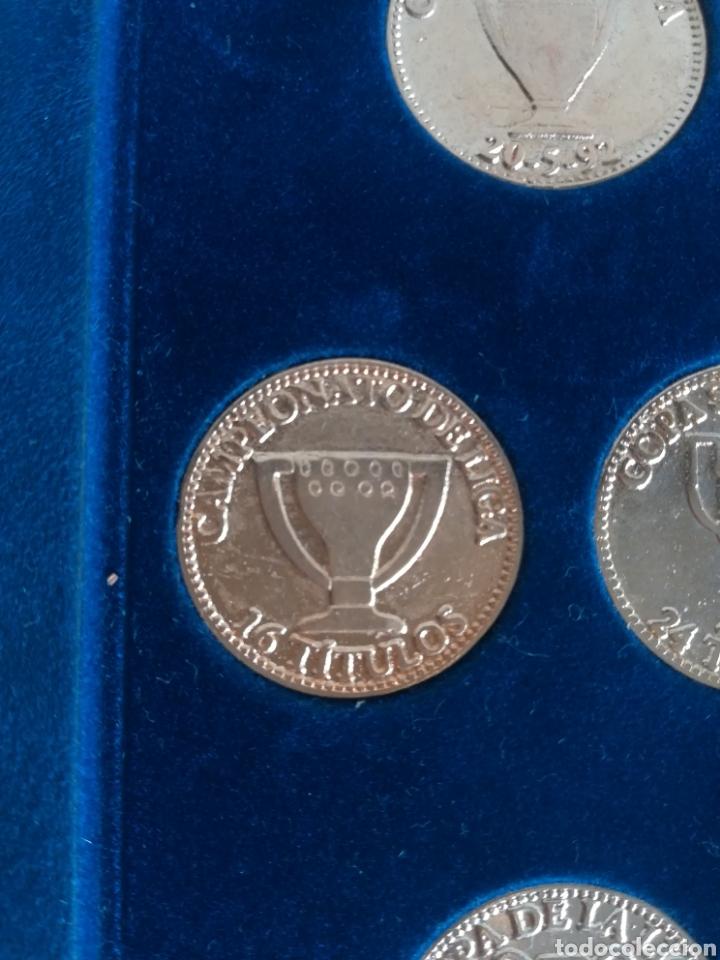 Coleccionismo deportivo: Colección Las Monedas de oro de las Copas del Barça - Mundo Deportivo - Foto 7 - 180250115
